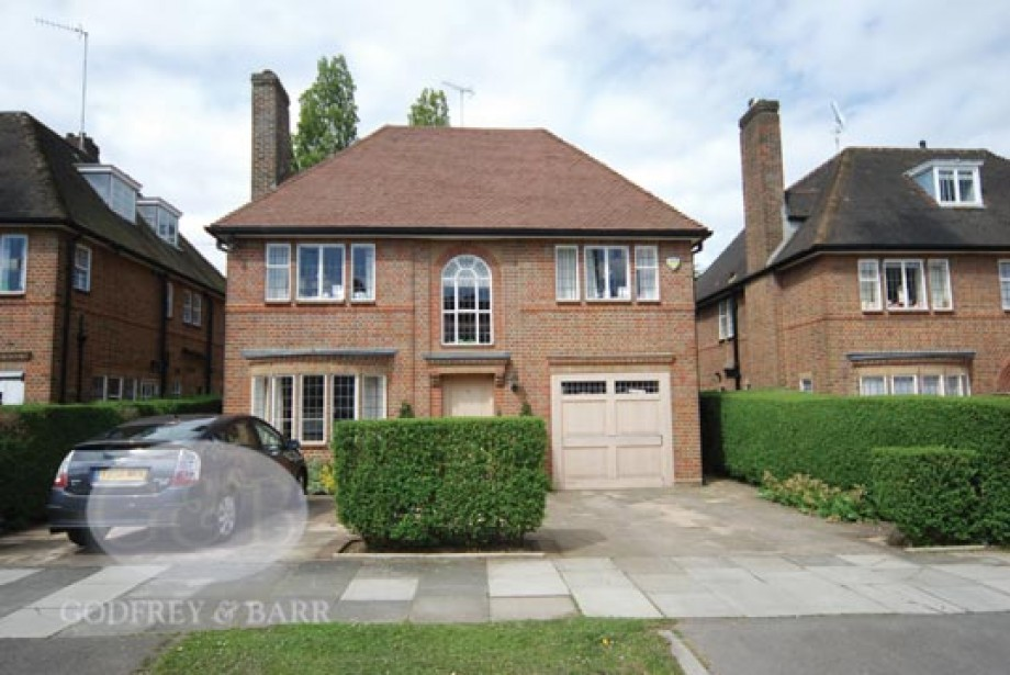 Kingsley Way, Hampstead Garden Suburb - Photo 1