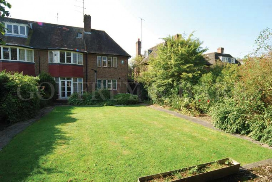 Kingsley Way, Hampstead Garden Suburb - Photo 2